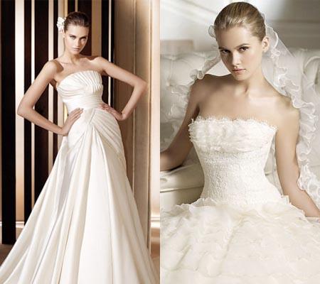 Como hacer un vestido para boda facil