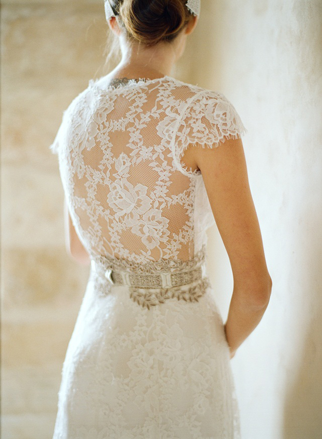 lace wedding dress backs