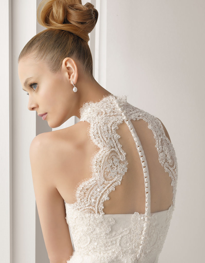 gorgeous wedding backs