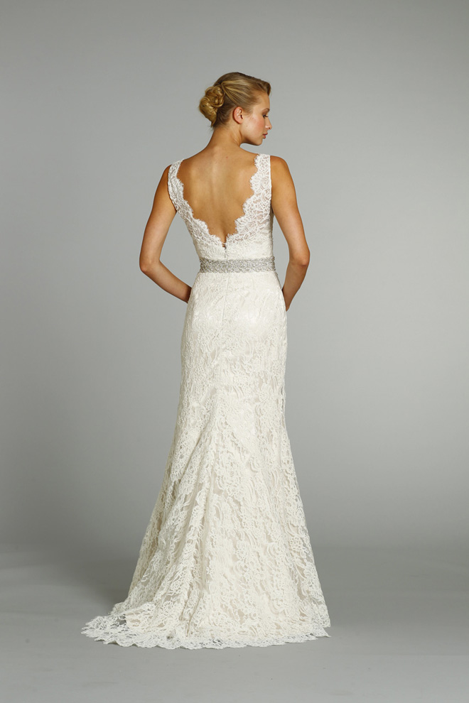 Jim Hjelm bridal collection